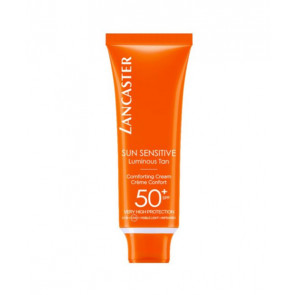 Lancaster SUN SENSITIVE Luminous Tan Delicate Comforting Cream SPF50 50 ml