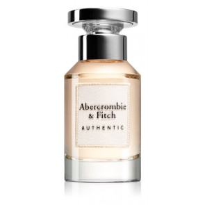 Abercrombie & Fitch AUTHENTIC WOMAN Eau de parfum 50 ml