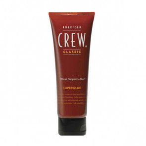 American Crew SUPERGLUE Gel Volumen y Brillo Extremo 100 ml