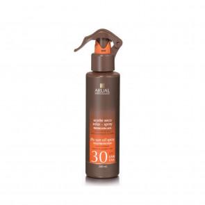 Arual Spray Protector Solar Aceite Seco SPF30 200 ml