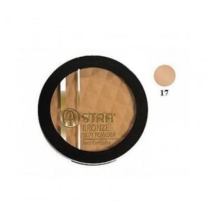 Astra Bronze Skin Powder Terra Compatta - 17 Mielle dore