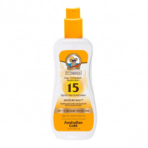 Australian Gold Sunscreen SPF15 Spray Gel 237 ml