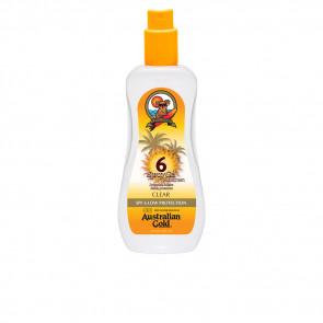 Australian Gold Sunscreen SPF6 Spray Gel 237 ml