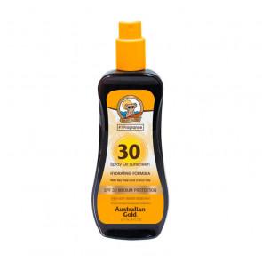 Australian Gold Sunscreen Spray Oil Sunscreen SPF30 237 ml
