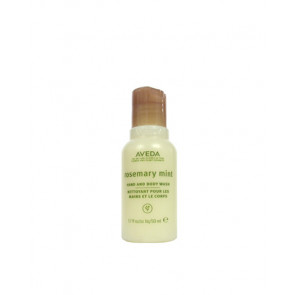 Aveda ROSEMARY MINT Hand & Body Wash Gel de baño 50 ml
