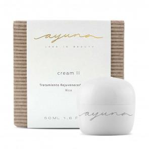 Ayuna Cream II Tratamiento Rejuvenecedor Rico 50 ml