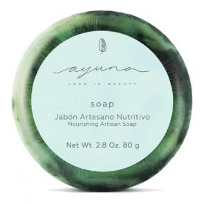 Ayuna Soap Jabón Artesano Nutritivo 80 g