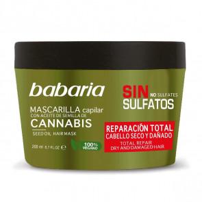 Babaria Aceite de Semillas de Cannabis Mask 200 ml