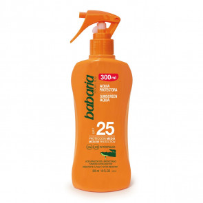 Babaria Agua Protectora SPF25 300 ml