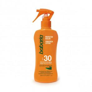 Babaria Spray Protector SPF30 Aloe Vera 200 ml