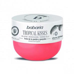 Babaria Tropical Kisses Gelatina Bronceadora Fruta de la pasión y Guayaba SPF0 300 ml