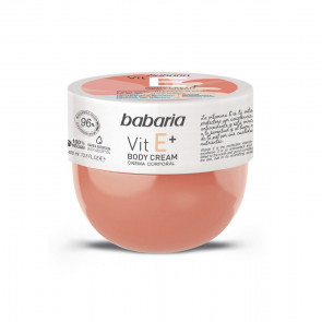 Babaria Vit E+ Body Cream 400 ml