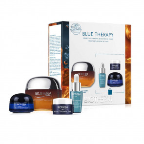 Biotherm Lote BLUE THERAPY AMBER ALGAE REVITALIZE Set de cuidado facial
