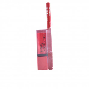 Bourjois ROUGE ÉDITION VELVET lipstick 13 + contour lipliner 6