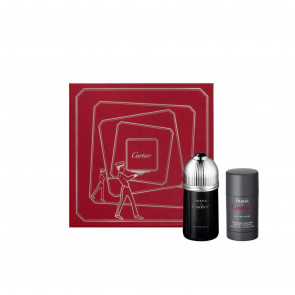 Cartier Lote PASHA DE CARTIER EDITION NOIRE Eau de toilette