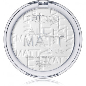 Catrice All Matt Plus Shine control powder - 001 Universal
