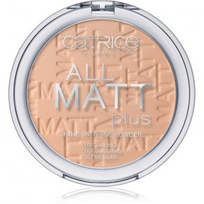 Catrice All Matt Plus Shine control powder - 025 Sand beige