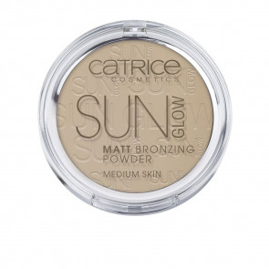 Catrice Sun Glow Matt Bronzing powder - 030 Medium bronze