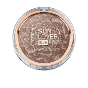 Catrice Sun Lover Glow Bronzing powder - 010 Sun-kissed bronze
