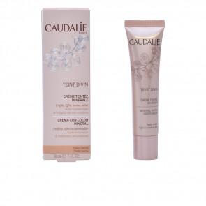 Caudalie TEINT DIVIN Crème Teintée Minérale Peaux Claires 30 ml
