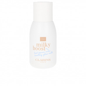 Clarins Milky Boost Lait Bonne Mine - 04 Milky auburn 50 ml