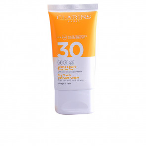 Clarins SOLAIRE Créme Toucher Sec SPF30 Facial 50 ml