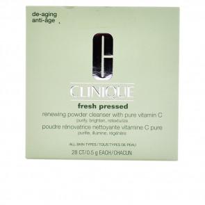 Clinique FRESH PRESSED Renewing Powder Cleanser