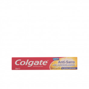 Colgate Anti-Sarro + Blanqueador 75 ml