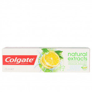 Colgate Natural Extracts Frescor Máximo 75 ml