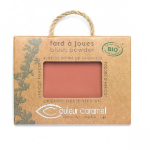 Couleur Caramel Blush Powder - 57 Old Rose