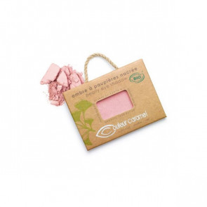 Couleur Caramel Pearly Eye Shadow - 97 Rose Fuchsia