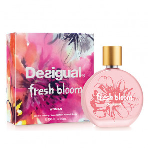 Desigual FRESH BLOOM Eau de toilette 100 ml