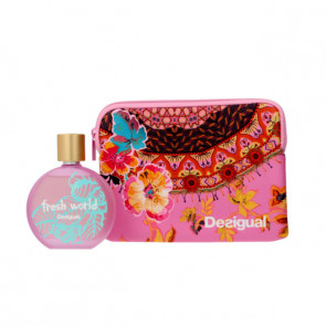 Desigual Lote FRESH WORLD Eau de toilette