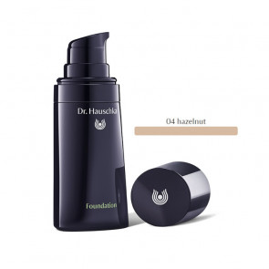 Dr. Hauschka FOUNDATION - 04 Hazelnut 30 ml