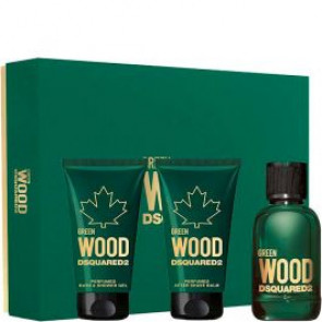 Dsquared2 Lote GREEN WOOD Eau de toilette