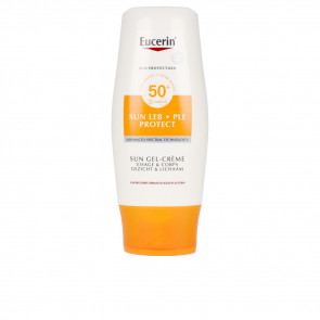 Eucerin Sun Protection Leb Protect Sun Gel-Crema SPF50+ 150 ml