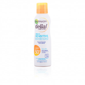 Garnier Delial Sensitive Advanced Bruma Protectora tacto seco SPF50+ 200 ml