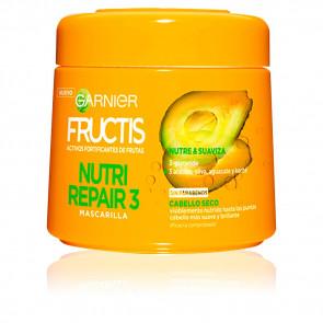 Garnier Mascarilla Fructis Nutri Repair 3 300 ml