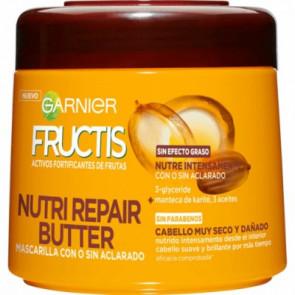 Garnier Mascarilla Fructis Nutri Repair Butter 300 ml
