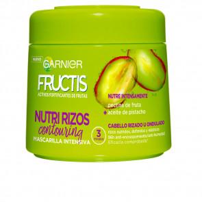 Garnier Mascarilla Fructis Rizos Countouring 300 ml