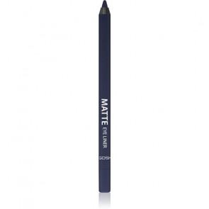 Gosh Matte Eyeliner - 009 Midnight Blue