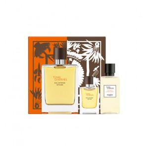Hermès Lote TERRE D'HERMÈS EAU INTENSE VÉTIVER Eau de parfum