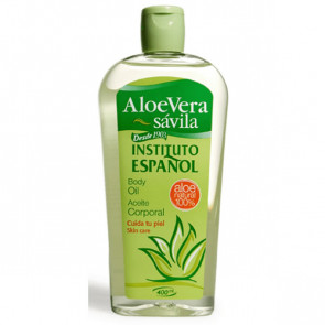 Instituto Español ALOE VERA Aceite Corporal 400 ml