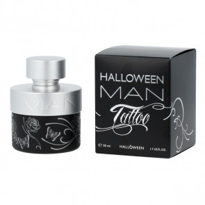 Jesús del Pozo HALLOWEEN MAN TATTOO Eau de toilette 50 ml
