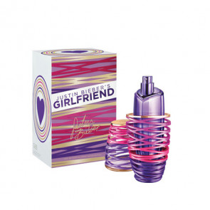 Justin Bieber GIRLFRIEND Eau de parfum Vaporizador 100 ml