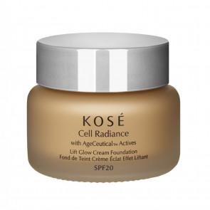 Kosé Cell Radiance Lift Glow Cream Foundation - 202 Medium Beige 30 ml