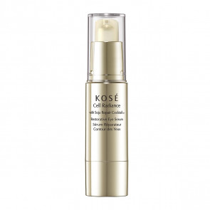 Kosé CELL RADIANCE Soja Repair Cocktail Restorative Eye Serum 15 ml