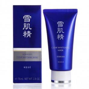 Kosé Sekkisei Clear Whitening Mask 80 ml