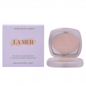 La Mer THE SHEER Pressed Powder Medium 10 gr