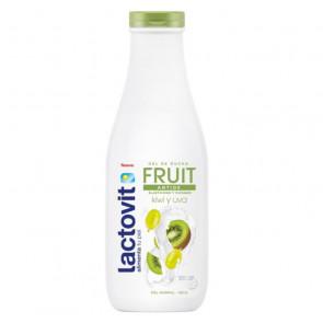 Lactovit FRUIT ANTIOX Gel de ducha 600 ml